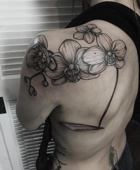 tattoos/ - Orchids - 138281