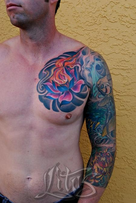tattoos/ - Fireflower - 99493