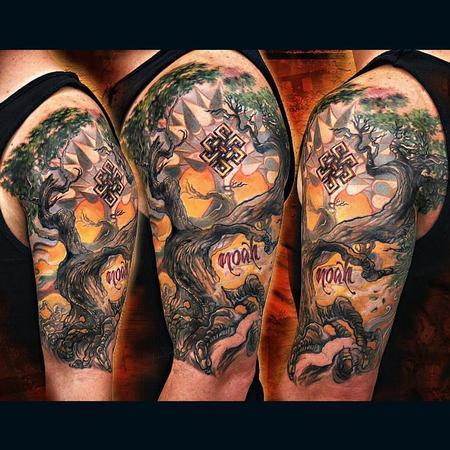tattoos/ - Bodhi Tree - 120075