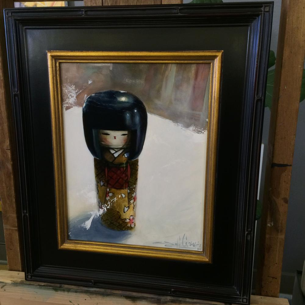 Art Galleries - Kokeshi Doll - 126529