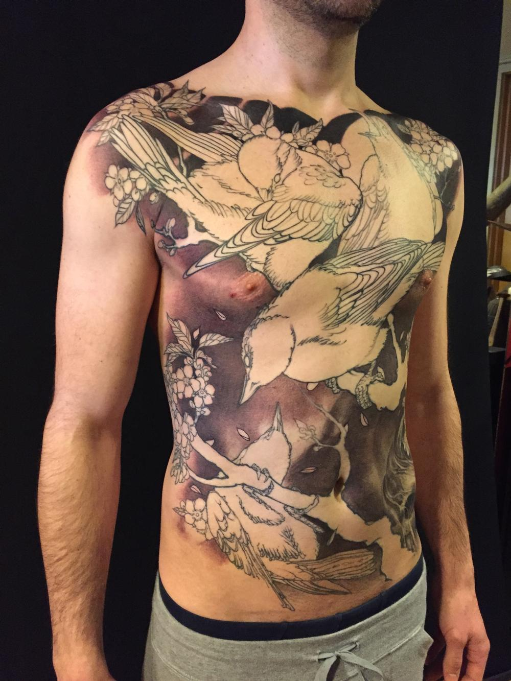 tattoos/ - Nightingale  - 116403
