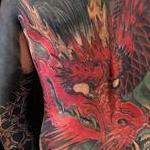 tattoos/ - Red Dragon - 119791