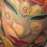 tattoos/ - Venetian Art Nouveau - 68128