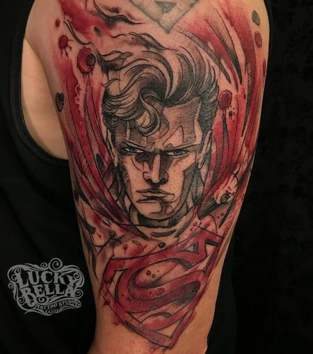 tattoos/ - Superman - 134900