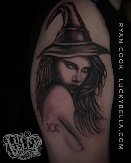 tattoos/ - Witchy Woman  - 136205