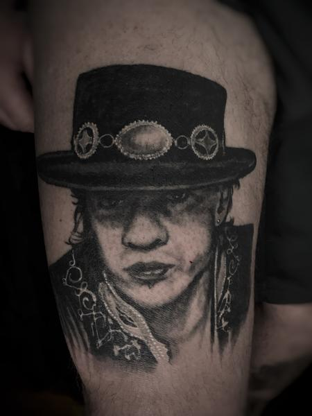 tattoos/ - Stevie Ray Vaughn  - 136203