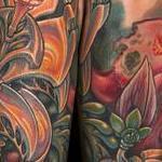 Tattoo-Books - Mechanical Flower - 101778