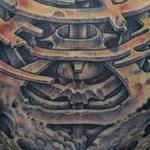 Tattoo-Books - Gears of Time - 134009