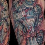 Tattoo-Books - Robotic Arm - 127658