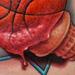 Tattoo-Books - NBA Jam Ice Cream Cone - 29883