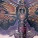 Tattoo-Books - Lace Moth - 6846