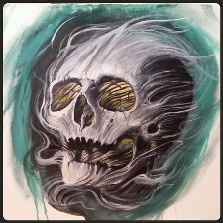 Art Galleries - Skull Concept - 99619