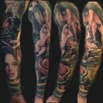 tattoos/ - Original Sin full sleeve - 115734