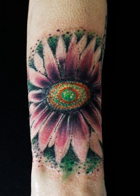 tattoos/ - Gazania - 134315