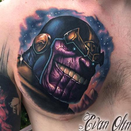 tattoos/ - Thanos tattoo - 116980