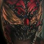 Carnage ( based on a Sideshow Collectibles) tattoo Tattoo Design Thumbnail