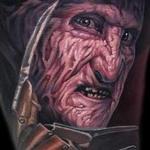 Freddy Kreuger Tattoo Tattoo Design Thumbnail