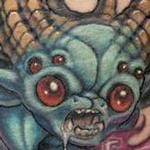 Horace Keeper of the Key Tattoo Design Thumbnail