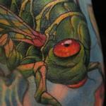 Cicada Tattoo Design Thumbnail