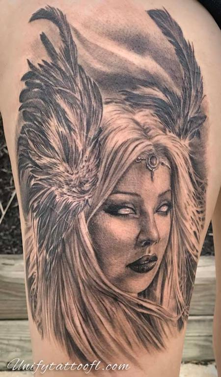 tattoos/ - valkyrie tattoo - 129402