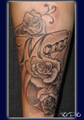 black and gray tattoo. Black and Gray Tattoos,