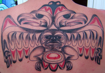 art of aztec tribal tattoo
