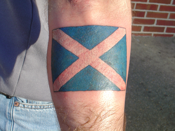 Scottish Tattoos