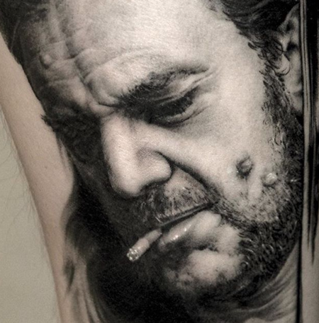 Andy engel tattoonow for Association of professional tattoo artists