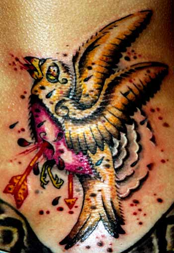 Old school bird tattoo search results from Yahoo
