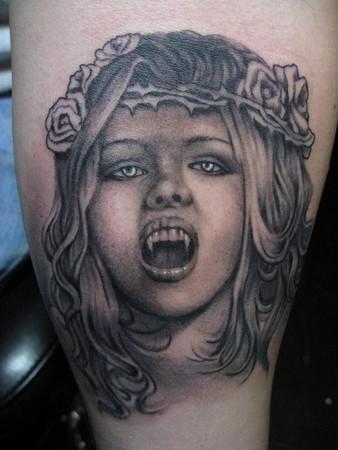 Bob Tyrrell - Vampire Tattoo