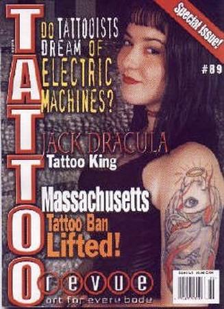 Tattoo Revue #89 - 2001
