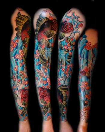 tattoo sleeves designs. pictures Sleeve tattoos