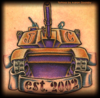 Looking for unique Oddities tattoos Tattoos? Tank Click to view large image