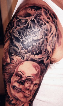 Looking for unique Skull tattoos Tattoos STEVEN KING SLEEVE Cover up
