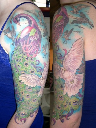 Looking for unique Half-Sleeve tattoos Tattoos? click to view large image