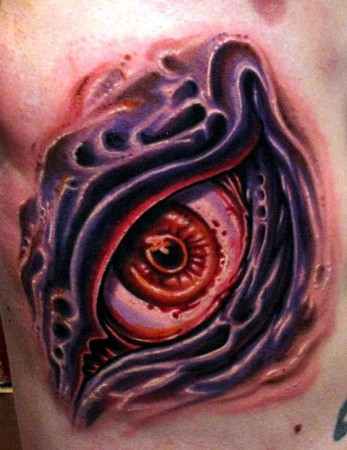 If you're interested in eye tattoo designs, then this article was written