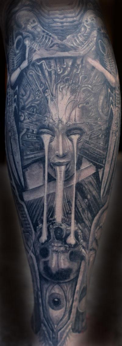 Christopher allen tattoonow for Best tattoo artists in spokane