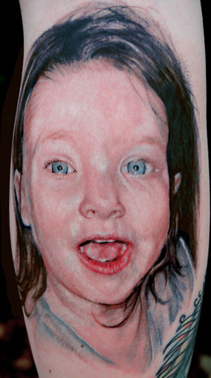 Portrait Tattoos Gone Wrong