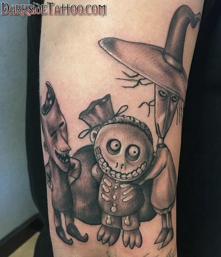 Matthew kiley tattoonow for Tattoo nightmares shop location
