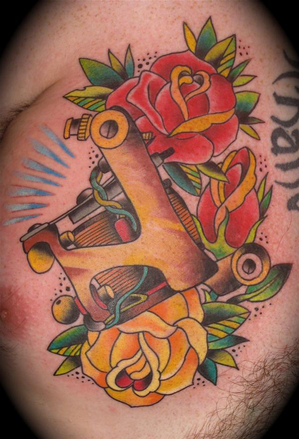 Crazy Tattoo Facts: Old School Tattoo Flash