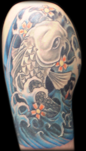 Looking for unique Traditional Japanese Koi Fish tattoos Tattoos?