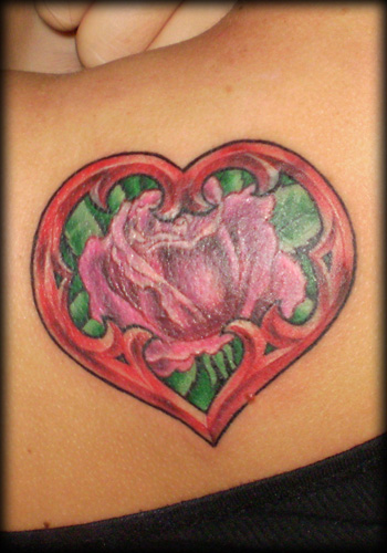 Looking for unique Flower Rose tattoos Tattoos? Heart - Cover up