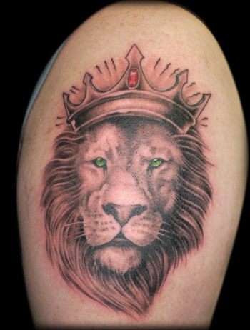 lion tattoos designs