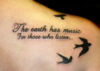Bird_Quotes http://inkah.tumblr.com/post/11733178325/do-you-have-any-tattoos-wit-birds-like-on-the-back-of