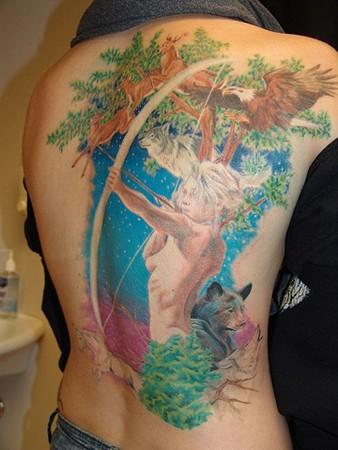 Best Design Unique Tattoo