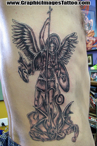 Archangel Tattoo Studio's Hellkey - Archangel Michael. Tattoos · Page 23.