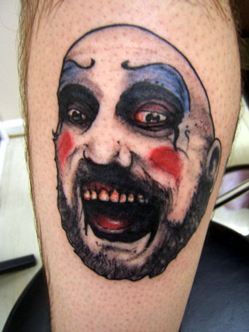 Looking for unique tattoos freaky clown for Tattoo shops in wichita falls tx