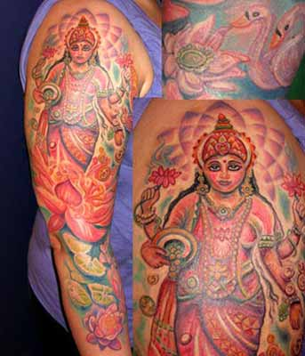 Sanskrit Tattoo Designs Free Buddha Tattoos Pictures Michele Wortman - Hindu