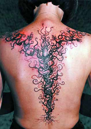 This is a Tattoo…or a vampire bite? 10 creepiest tattoos from around the