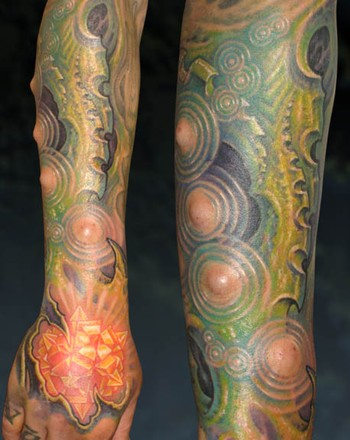 Click to join Guy Aitchison's Tattoo Education Mailing List!